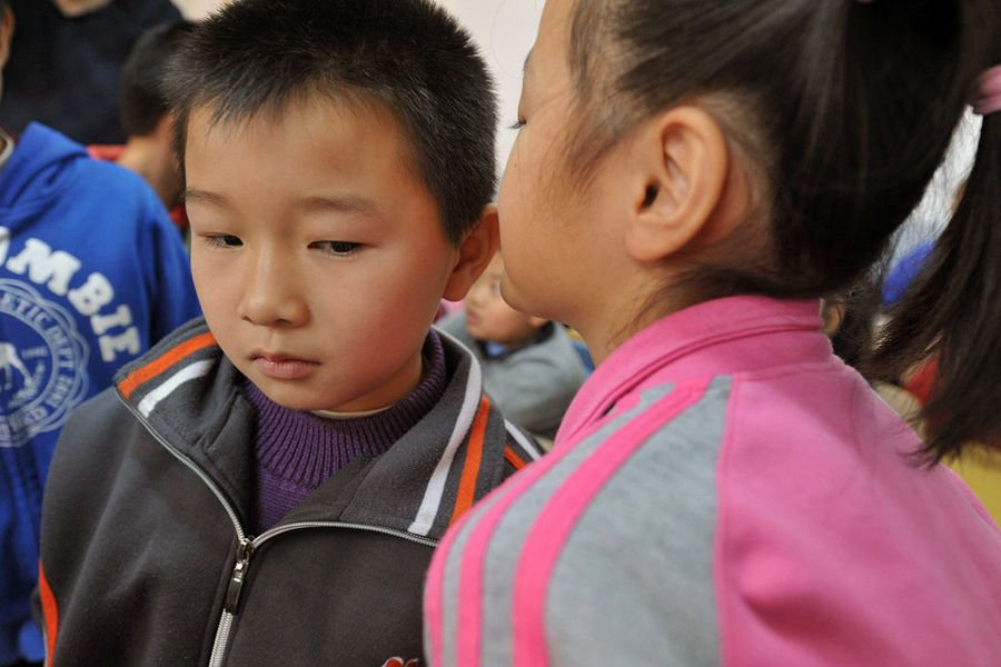 Sex Education for Elementary School in China