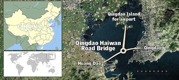 China Constructs World S Longest Bridge Chinalert